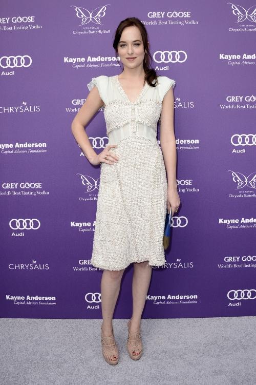 50 Sombras de Grey: Dakota Johnson encarna a Anastasia Steele