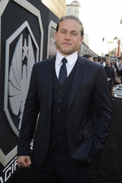 50 Sombras de Grey, Charlie Hunnam, un Christian Grey muy guapo