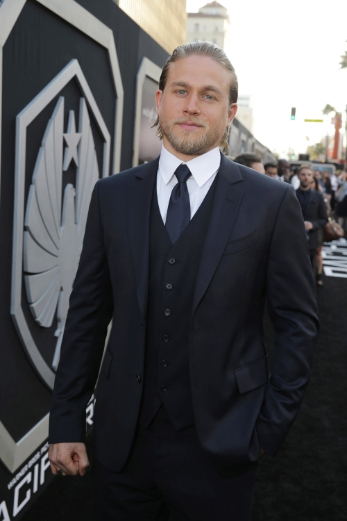 50 Sombras de Grey, Charlie Hunnam, un Christian Grey muy guapo