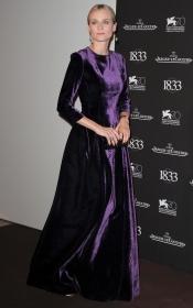 Diane Kruger de terciopelo en el Festival de Venecia 2013