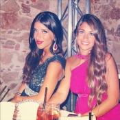 Daniella Semaan y Antonella Roccuzzo, amigas del alma