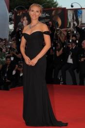 Scarlett Johansson en el Festival de Venecia 2013