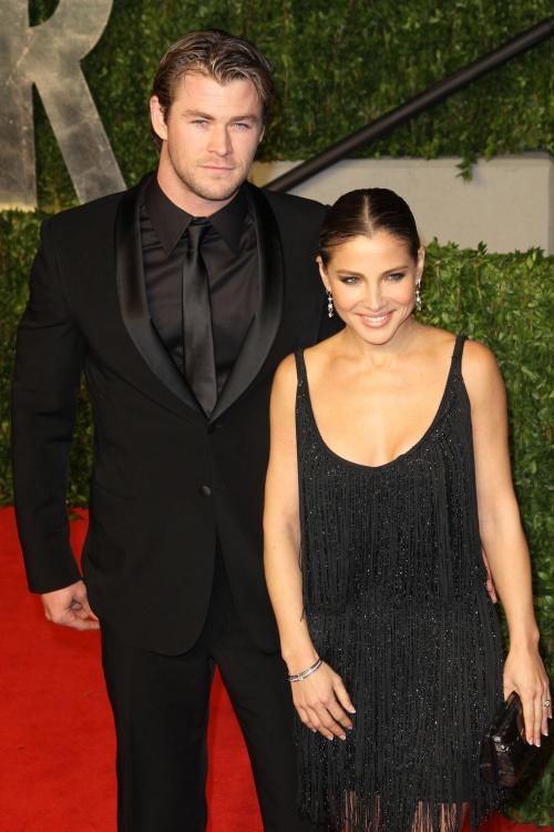 Chris Hemsworth y Elsa Pataky, una pareja muy elegante