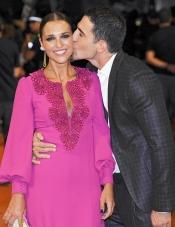 Paula Echevarría y Miguel Ángel Silvestre unidos por Antena 3 para Galerías Velvet