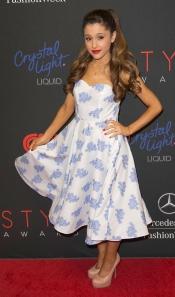 La más guapa de los Style Awards 2013: Ariana Grande