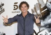 David Bisbal, feliz como coach en La Voz 2 de Telecinco