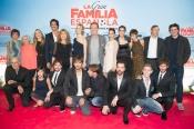 Una 'gran familia española' sobre la alfombra roja