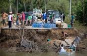 Recaudación de víveres para ayudar a los afectados por las inundaciones de Acapulco