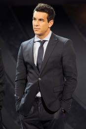 Mario Casas en la gala del Festival de Cine de San Sebastián 2013