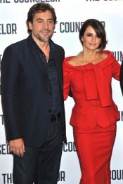 Penélope Cruz y Javier Bardem tras el nacimiento de su hija Luna