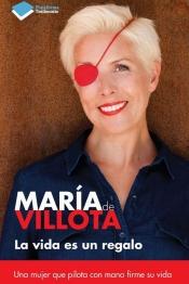 El libro de la piloto de Fórmula 1 María de Villota
