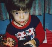 Harry Styles, de One Direction, de pequeño para Story of my Life