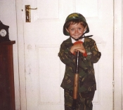 Niall Horan, de One Direction, de pequeño para Story of My Life