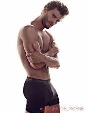 Jamie Dornan, el nuevo Christian Grey, posando en calzoncillos