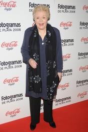 Ha muerto la actriz Amparo Soler, viuda de Alfredo Matas