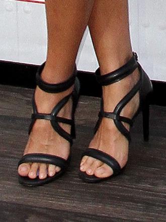 Pies de celebrity: las famosas con los pies más bonitos