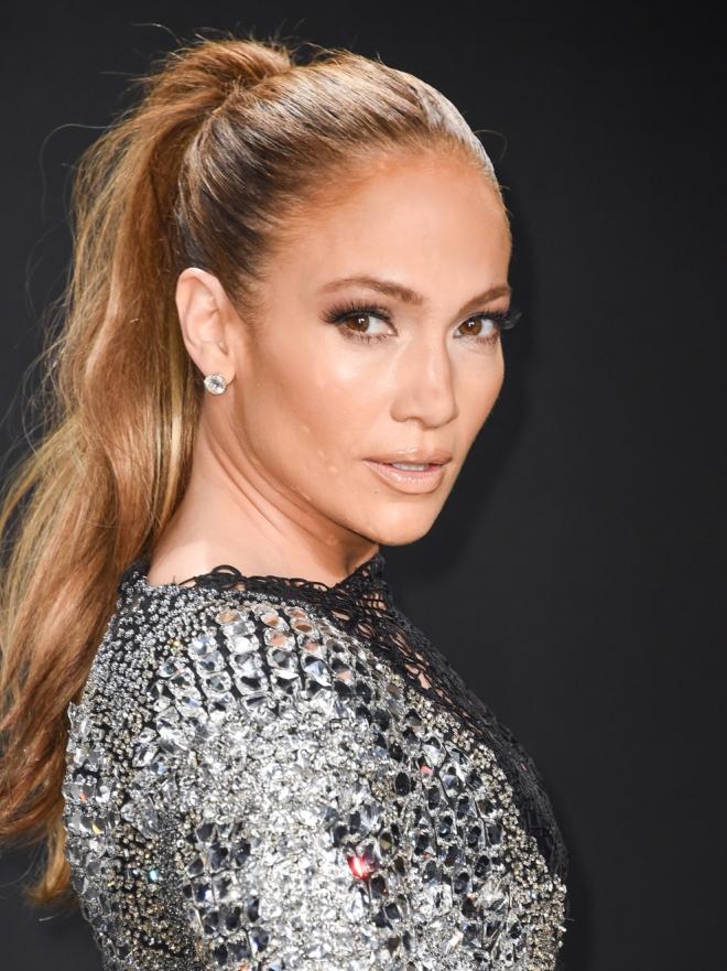 Peinados de famosas: las coletas de las celebrities