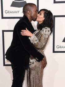 Kim Kardashian y Kanye West, un matrimonio apasionado y polémico