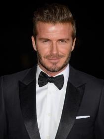 David Beckham, talento y clase a partes iguales