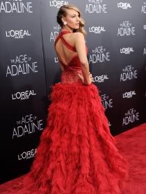 Vestidos rojos: la moda más ardiente