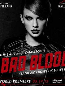 Bad Blood: todas las fotos del videoclip de Taylor Swift