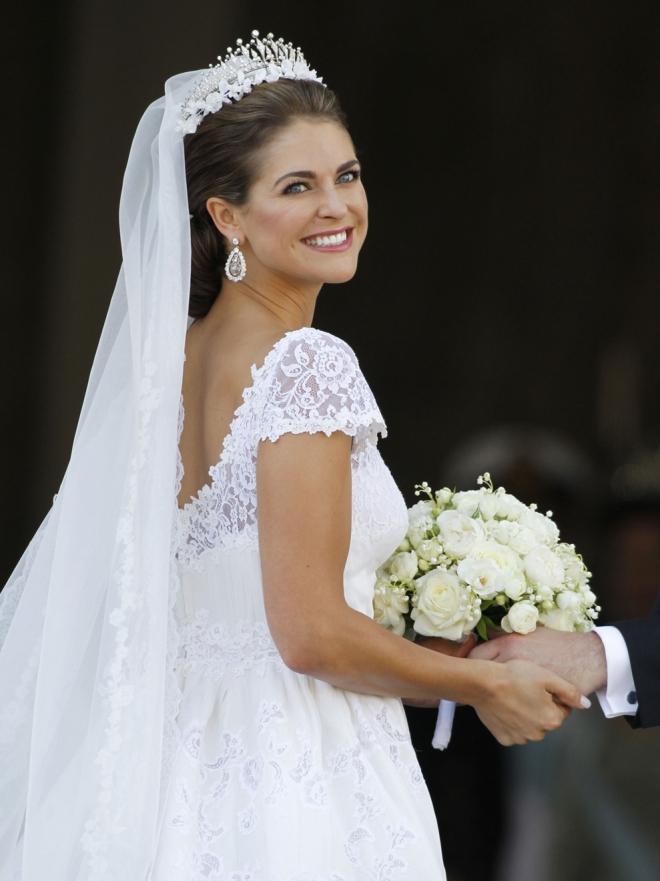 Bodas reales: las novias que se convirtieron en princesas