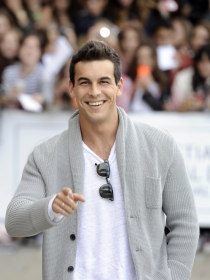 Mario Casas, el look del actor de moda
