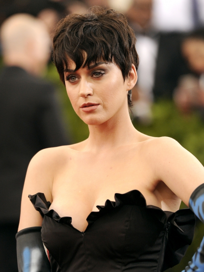 Katy Perry, sexy musa de Moschino
