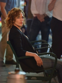 Jennifer Lopez arrestada en el rodaje de Shades of Blue