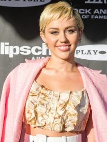 Los desnudos de Miley Cyrus en Instagram