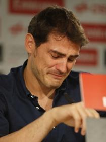 Gracias Casillas: el adiós del novio de Sara Carbonero