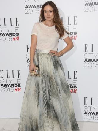 Faldas largas, las celebrities apuestan por la elegancia