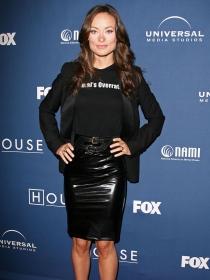 El lado más sexy de las celebrities con faldas de cuero