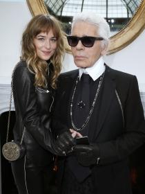 Las poderosas amigas de Karl Lagerfeld