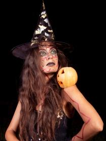 Las mejores imágenes de Halloween: unas fotos de miedo