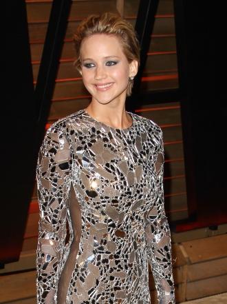 Hollywood: Jennifer Lawrence y más actrices por la igualdad