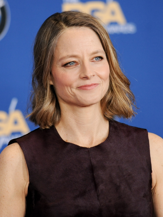 ¿Cuánto mide Jodie Foster? - Altura - Real height 191333-4