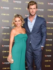 Chris Hemsworth y Elsa Pataky, el amor de una pareja perfecta