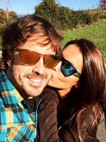 La bonita historia de amor de Lara Álvarez y Fernando Alonso
