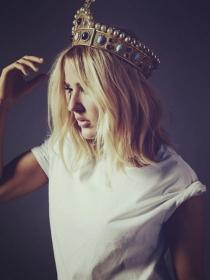 Así es la verdadera Ellie Goulding, íntima de Taylor Swift