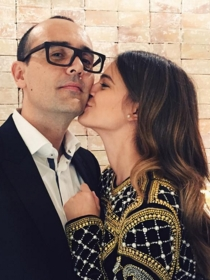 Risto Mejide y Laura: la historia de amor que no tiene edad