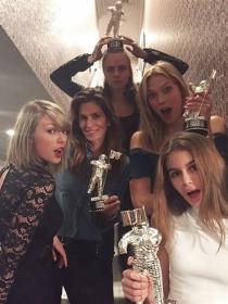 Famosas y amigas: la amistad de las celebrities