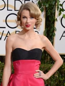 Taylor Swift y otras famosas vestidas por Carolina Herrera