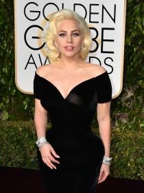 Globos de Oro 2016: Lady Gaga y 10 famosas mejor vestidas