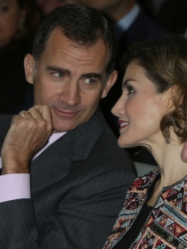 Doña Letizia y Felipe VI, un amor monárquico y real