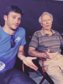 Scott y Clint Eastwood y otros padres e hijos actores