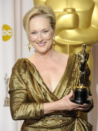 Oscars: Meryl Streep y otras famosas que ganaron la estatuilla