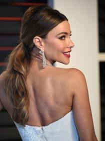 Sofía Vergara y 12 peinados fabulosos de los Oscars 2016