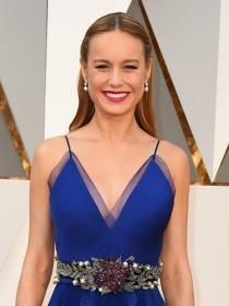 Brie Larson y las 10 mejor vestidas de los Oscars 2016