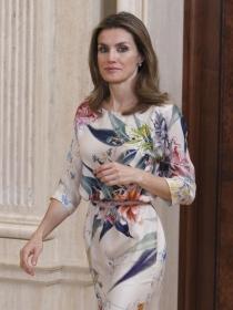 10 vestidos de una comunión para madres a lo Reina Letizia